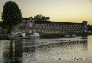 Braastads anläggning vid Charenteflogen i Jarnac