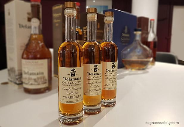 Delamain Single Vineyard Collection