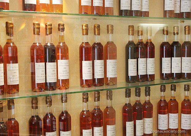 Gammal cognac