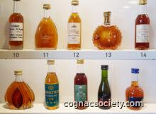 Adventskalender med cognac